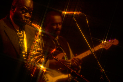 Maceo Parker at Sziget 2008